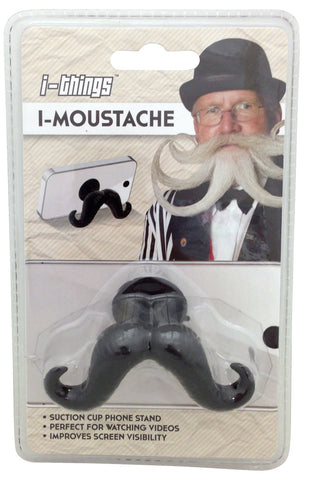 I Mustache Phone Stand