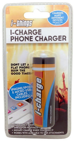 I-Juice Charger