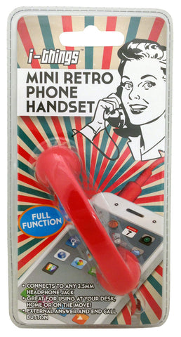 Mini Retro Handset