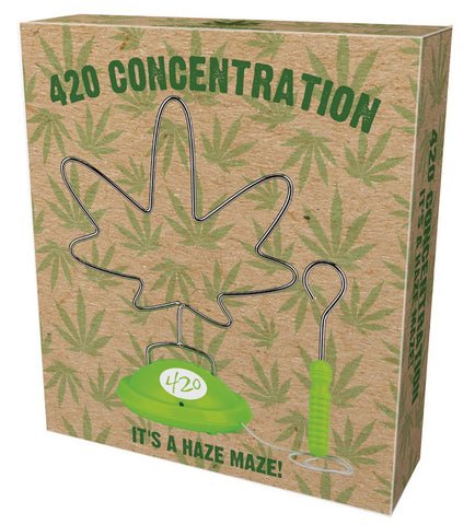 420 Concentration