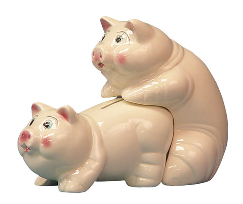 Porkin Pigs Bank