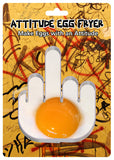Attitude Egg fryer