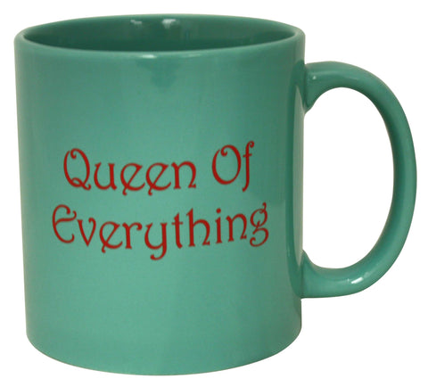Giant Mug Queen of Everything