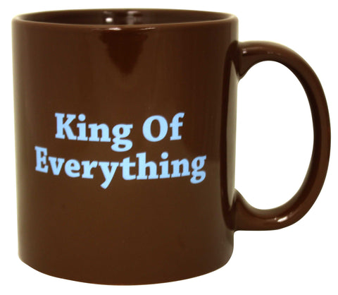 Giant Mug King of Everything