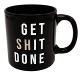 Giant Get Shit Done Color Changing Mug