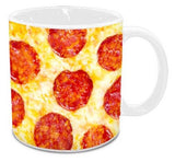 Giant Pizza Mug