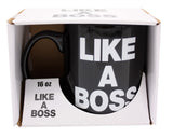 16 Oz. Like A Boss Mug