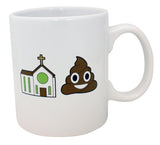 Holy Shit 16 oz Mug