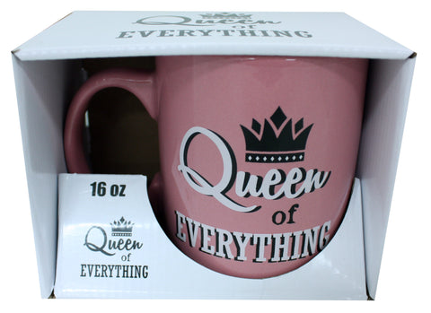 16 oz. queen of everything mug
