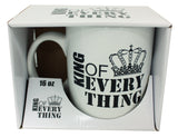 King of Everything Mug