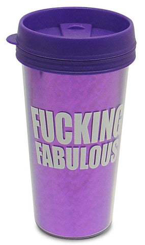Fucking Fabulous Travel Mug