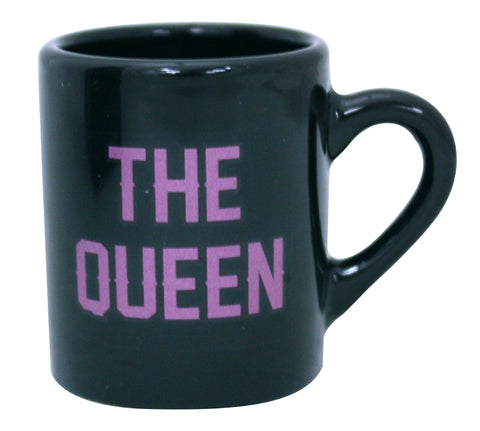 The Queen Mug Shot