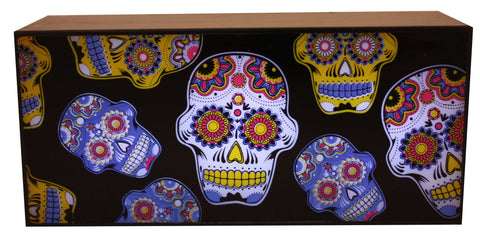 Candy Skull Box Light