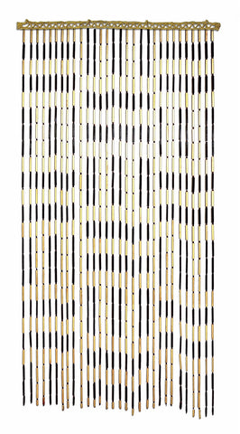 Bamboo Curtain - Criss Cross