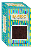 Bamboo Curtain - Brown