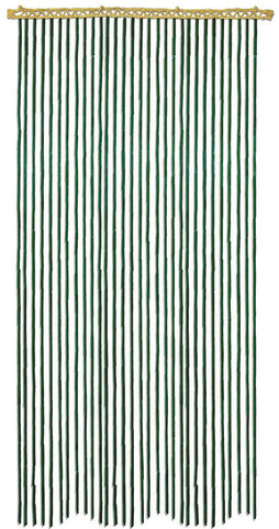 Bamboo Curtain - Green