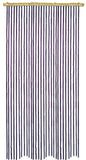 Bamboo Curtain - Purple