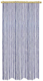 Bamboo Curtain - Blue