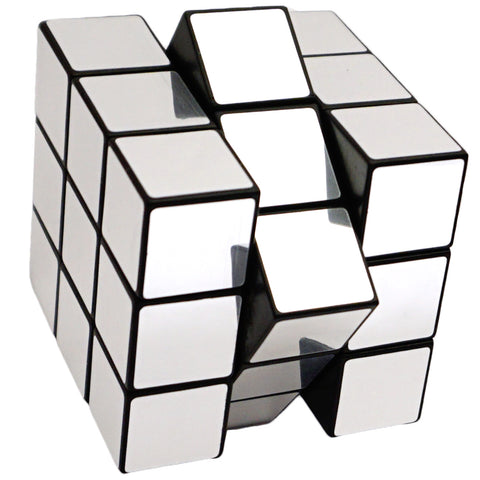 Idiot's Cube Puzzle Display