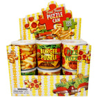 Fast Food Puzzle Cans