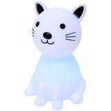 Color Changing LED Cat Light