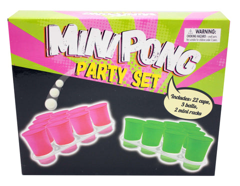 Mini Party Pong Game