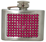 Mini 2 oz Bling Flask