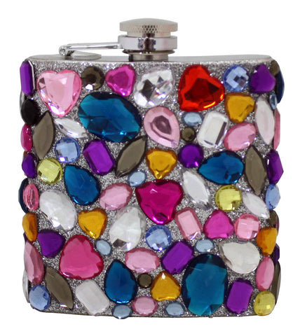 Gemstone Flask