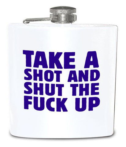 Take a Shot Flask