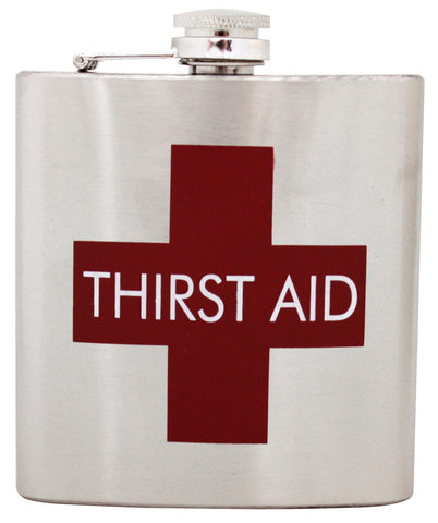 Thirst Aid Flask