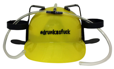 #drunkasfuck Drinking Hat