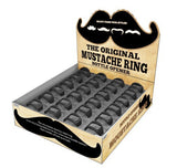 Mustache Opener Ring Display