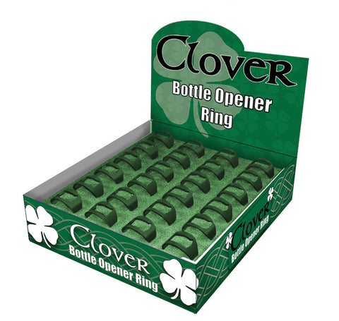 Clover Opener RIng Display