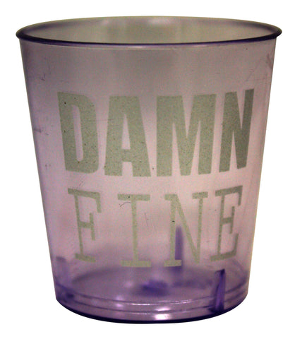 Damn Fine Shot Glass Set