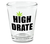 High Drate Shot Glass