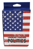 Understanding Politics Book Flask