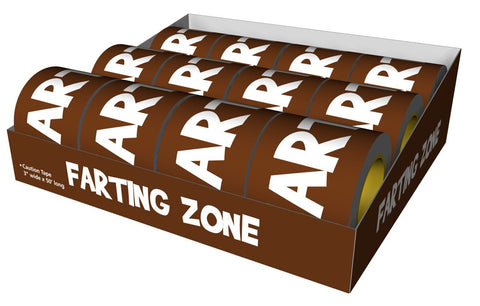 Fart Zone Tape