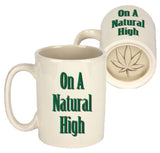 On A Natural High Mug