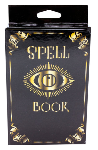 Spell Book Flask