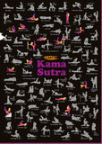 Kama Sutra Scratch Poster