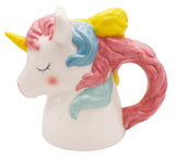 Upside Down Unicorn Mug