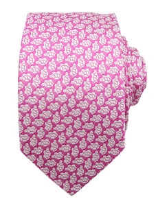 THE PINK TURTLE TIE
