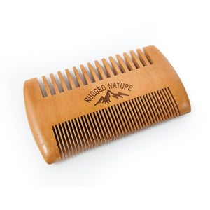 Double Sided Beard Comb