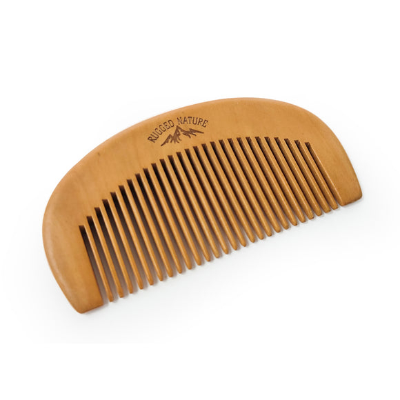 Small Wooden Comb