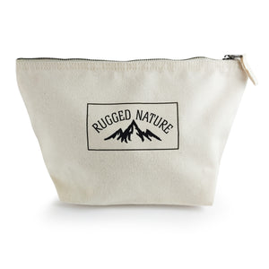 Rugged Nature Wash Bag