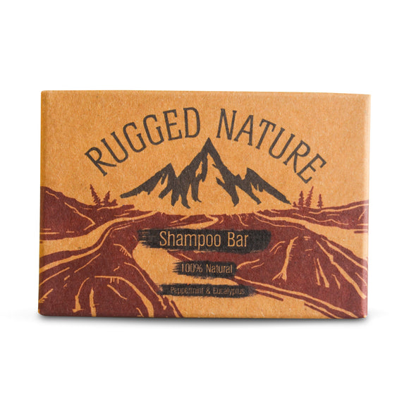 Rugged Nature Shampoo Bar