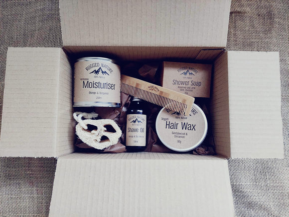 Rugged Nature Sample Box