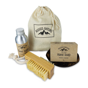 Rugged Nature Hand Wash Kit