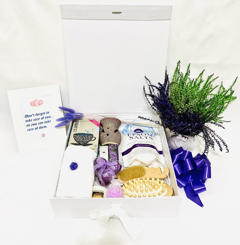 Calming Spa Hamper Occassionz Ltd.
