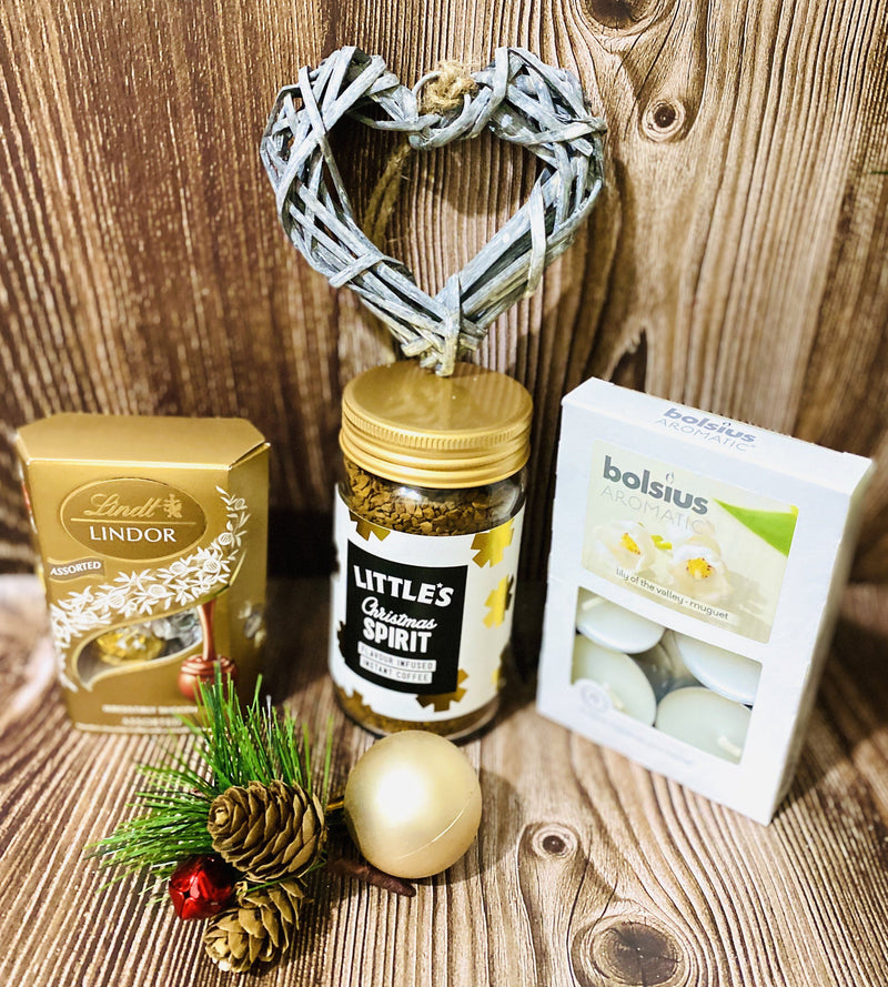 Christmas Wellbeing Hamper - Reinventing Festive Wellness Occassionz Ltd.